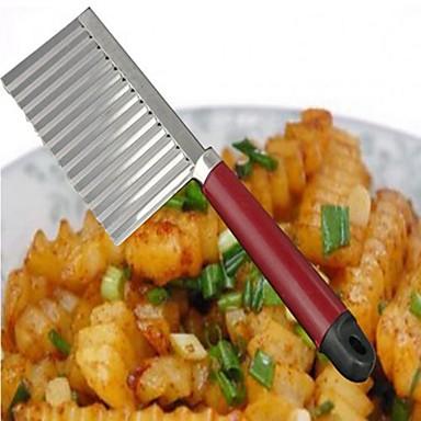 1 stuks Cutter & Slicer For voor Vegetable / voor Fruit Kunststof Creative Kitchen Gadget / Hoge kwaliteit / Noviteit