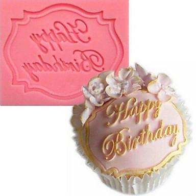 베이킹 몰드 파이 Cupcake 케이크 실리콘 고무 고품질 3D