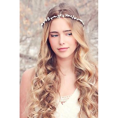 Dames Elegant Stof Haarband -