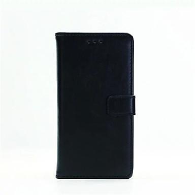 Mert Sony tok / Xperia X / Xperia XA Kártyatartó / Pénztárca / Állvánnyal / Flip Case Teljes védelem Case Egyszínű Kemény Műbőr mert Sony