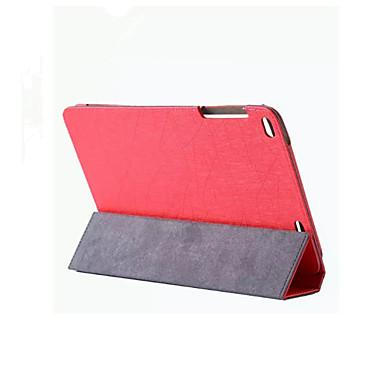 Case Kompatibilitás Huawei Héjtok Tablet tokok Tömör szín Kemény PU bőr mert