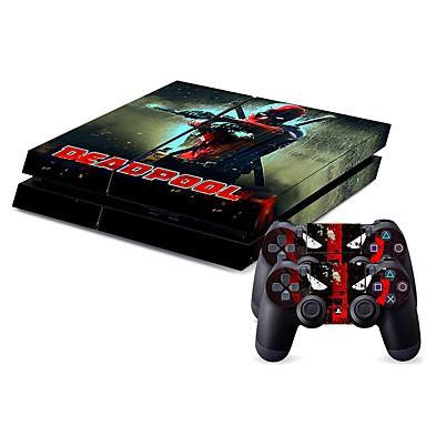 저렴한 PS4 악세사리-B-SKIN 스티커 제품 PS4 ,  스티커 PVC 1 pcs 단위