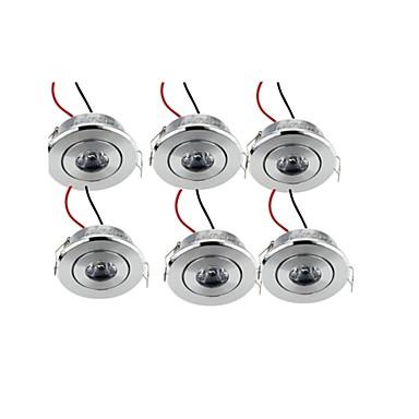 Verzonken lampen 1 leds Krachtige LED Decoratief Warm wit 200lm 3000K AC 100-240V