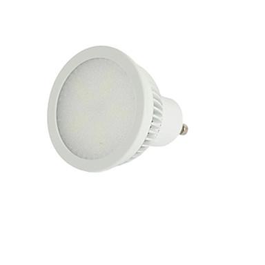 5 W 300-350 lm GU10 / GU5.3(MR16) / B22 Lâmpadas de Foco de LED 15 Contas LED SMD 5730 Regulável Branco Quente / Branco Frio / Branco