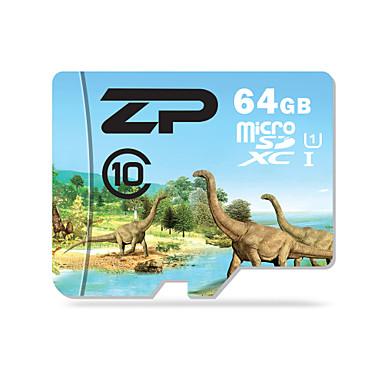 ZP 64 GB Micro SD kártya TF kártya Memóriakártya UHS-I U1 Class10