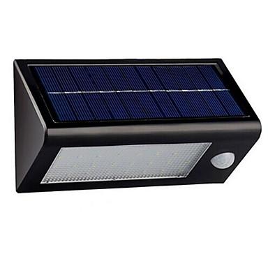 50 τμχ Φώς Νυκτός / Οθόνη Εμφάνισης / LED Φως Ανάγνωσης Ηλιακής Ενέργειας Αισθητήρας / Τηλεκατευθυνόμενος / Αδιάβροχη 12V