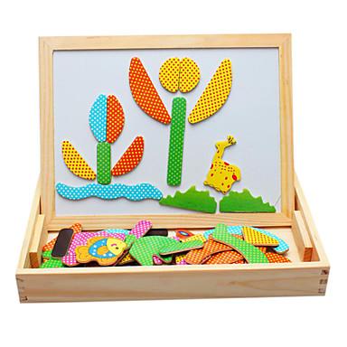 자석 장난감 조각 40*12*5 MM 자석 장난감 교육용 장난감 직쏘 퍼즐 집행 장난감 퍼즐 큐브 선물