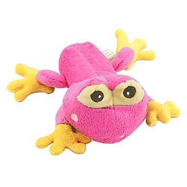 Dogs Toys Pet Toys Teaser Sponge Red / Blue / Purple / Rose