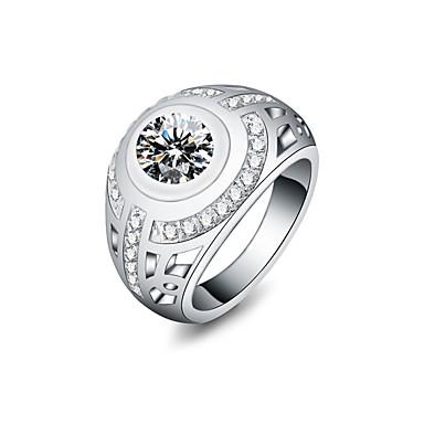 여성용 진술서 반지 패션 은 도금 의상 보석 결혼식 파티 일상 캐쥬얼