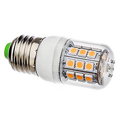 3.5W 250-300lm E14 / G9 / E26 / E27 Ampoules Maïs LED T 30 Perles LED SMD 5050 Blanc Chaud / Blanc Froid 220-240V / 110-130V