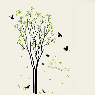Állatok / Botanikus / Mondások & Idézetek / Csendélet / Divat / Virágok / Szabadidő Falimatrica Repülőgép matricák,PVC 90*60*0.1