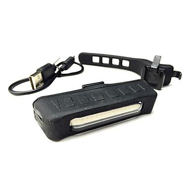 자전거 라이트 자전거 전조등 자전거 후미등 LED - 싸이클링 충전식 방수 휴대성 색상-변화 그외 150 루멘 USB 일상용 사이클링-XIE SHENG®