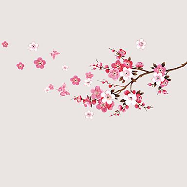 애니멀 / 보태니컬 / 정물화 / 패션 / 플로럴 / 레져 벽 스티커 플레인 월스티커,PVC 90*60*0.1