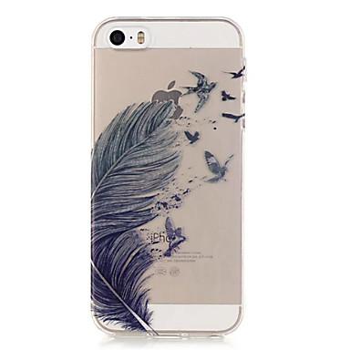 iphone 7 plus TPU fekete toll minta átlátszó puha hátsó tok iPhone se 5s 5