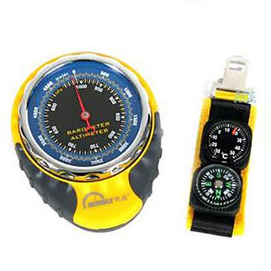 multifunkcionális magasságmérő / barométer / hőmérő / iránytű / magasságmérő (bkt381)