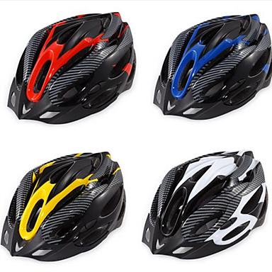 kerékpáros sisak 19 Szellőzőnyílás Kerékpározás Állítható Városi Hegy Ultra könnyű (UL) Sportok Fiatalság EPS Országúti biciklizés