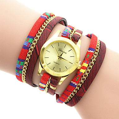 여성용 팔찌 시계 패션 시계 석영 캐쥬얼 시계 스테인레스 스틸 밴드 실버