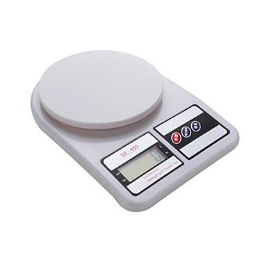 정확도 1g 범위 5kg 전자 부엌 규모 고정밀 베이킹