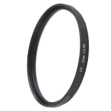 emoblitz 52mm uv ultraibolya védő objektív szűrő fekete
