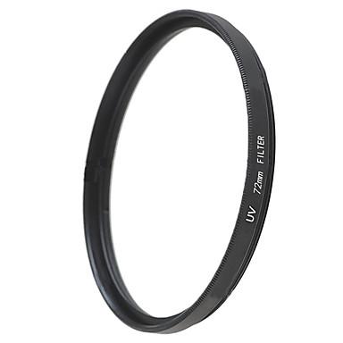 emoblitz 72mm uv ultraibolya védő objektív szűrő fekete