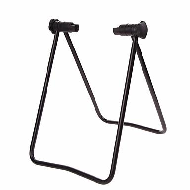 Bike Trainer állvány Kényelmes Kerékpározás / Kerékpár / BMX / Treking bicikli Rozsdamentes acél Fekete