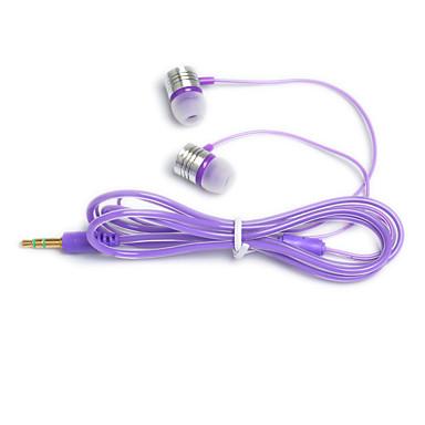 Usure HL02 커널 이어폰( 인 이어 커널)For미디어 플레이어/태블릿 / 컴퓨터WithDJ / 게임 / 스포츠 / Hi-Fi