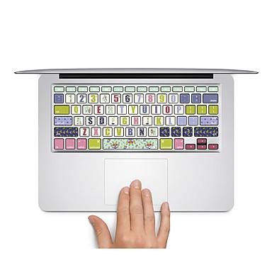 1 db Tok matrica mert Karcolásvédő Rajzfilm Ultravékony Matt PVC MacBook Pro 15'' with Retina MacBook Pro 15 '' MacBook Pro 13'' with