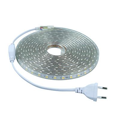 유연한 LED 조명 스트립 300 LED 따뜻한 화이트 화이트 그린 블루 레드 컷테이블 220V-241V