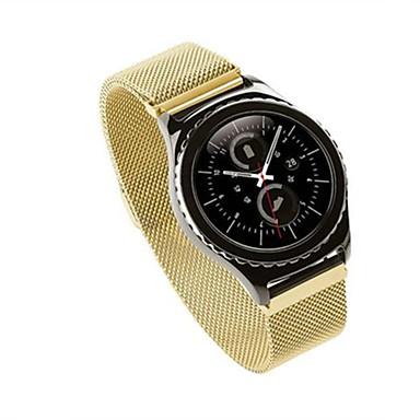 블랙 / 로즈 / 골드 / 실버 스테인레스 스틸 durable 스포츠 밴드 용 Samsung Galaxy 손목 시계 20mm