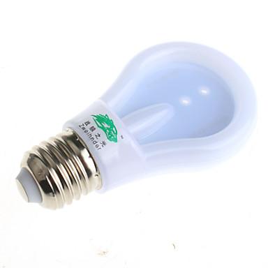 e26 / e27 led 전구 전구 g60 38 smd 2835 560-900lm 따뜻한 흰색 장식 ac 85-265v