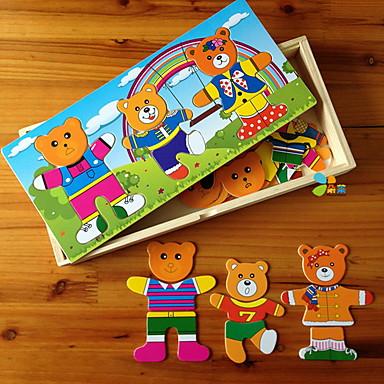 medve család fajáték
