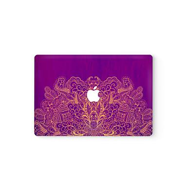 1개 스킨 스티커 용 스크래치 방지 플라워 울트라 씬 무광 PVC MacBook Pro 15'' with Retina MacBook Pro 15'' MacBook Pro 13'' with Retina MacBook Pro 13'' MacBook