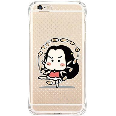 용 아이폰5케이스 투명 케이스 뒷면 커버 케이스 카툰 소프트 TPU Apple iPhone SE/5s/5
