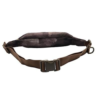 < 10/<10 L Csomag derékra Cell Phone Bag Belt Pouch mert Futás Sportska torba Vízálló Porbiztos Viselhető Légáteresztő Ultra-vékeny Bezár