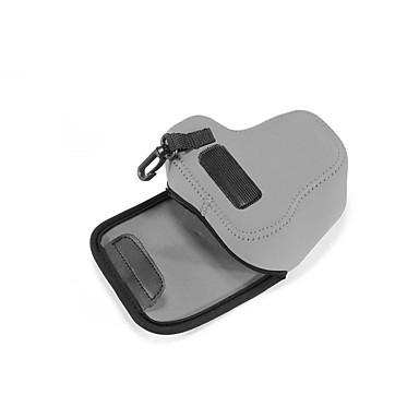 dengpin® neoprén puha kamera védőtok táska tok Canon EOS m10 15-45 objektív (vegyes színek)