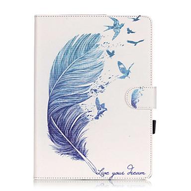 케이스 제품 Apple iPad Air 2 카드 홀더 스탠드 패턴 전체 바디 케이스 다른 소프트 PU 가죽 용 iPad Air 2 Apple