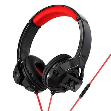 Beevo M-SR44X 해드폰 (헤드밴드)For미디어 플레이어/태블릿 / 모바일폰 / 컴퓨터With마이크 포함 / DJ / 볼륨 조절 / 게임 / 스포츠 / 소음제거 / Hi-Fi / 모니터링(감시)