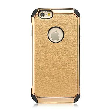 Mert iPhone 6 tok / iPhone 6 Plus tok Other Case Hátlap Case Egyszínű Kemény PC Apple iPhone 6s Plus/6 Plus / iPhone 6s/6