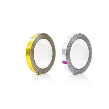 Biżuteria do paznokci / Zestawy do dekoracji Szablon tłoczenia paznokci Nail Art Design Codzienny Klasyczny
