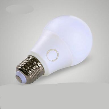 B22 E26/E27 Lâmpada Redonda LED A60(A19) 18 leds SMD Decorativa Branco Quente Branco Frio ≥600lm 3000-6000K AC 220-240V