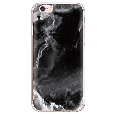 뒷면 커버 울트라-씬 / 반투명 스티로폼 TPU 소프트 케이스 커버를 들어 Apple iPhone 6s Plus/6 Plus / iPhone 6s/6 / iPhone SE/5s/5