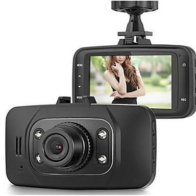 2,7 hüvelykes HD képernyőt autó kamera felvevő éjjellátó nagylátószögű nagykereskedelmi ajándék vezetés felvevő