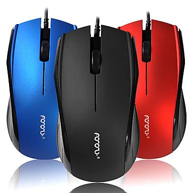 Usb mouse-ul de jocuri cu fir 1200dpi birou mouse