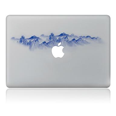 1개 스킨 스티커 용 스크래치 방지 패턴 PVC MacBook Pro 15'' with Retina MacBook Pro 15'' MacBook Pro 13'' with Retina MacBook Pro 13'' MacBook Air 13''