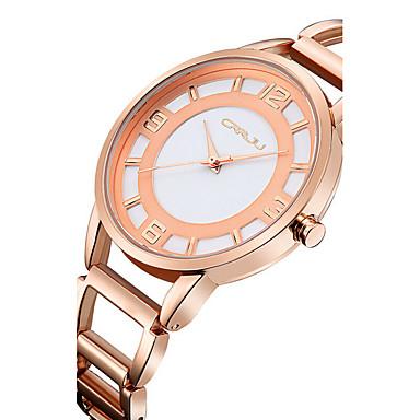 아가씨들 스켈레톤 시계 패션 시계 방수 중공 판화 일본 쿼츠 스테인레스 스틸 밴드 뱅글 실버 골드 로즈 골드