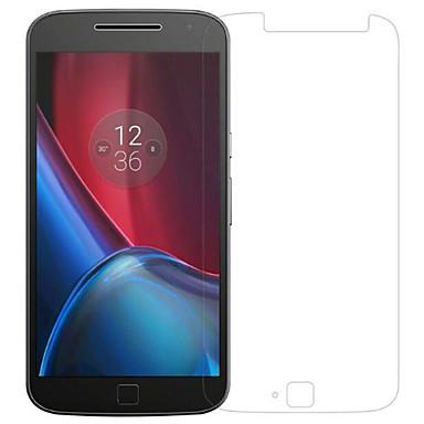 화면 보호기 모토로라 용 LG X Style Moto Z Moto X Style Moto X Play Moto G4 Plus PVC 1개 화면 보호 필름 울트라 씬 거울