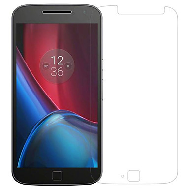 Screen Protector Motorola na LG X Style Moto Z Moto X Style Moto X Play Moto G4 Plus PVC 1 szt. Folia ochronna ekranu Bardzo cienkie