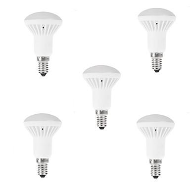 3.5 E14 LED gömbbúrás izzók R50 9 SMD 5730 350-400 lm Meleg fehér Hideg fehér 2700-6500K K Dekoratív AC 85-265 V