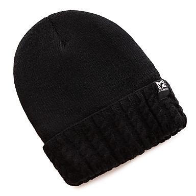 스키 모자 스키 모자 보온 스노우보드 블랙 레드 블루 그레이 스키 스노우스포츠