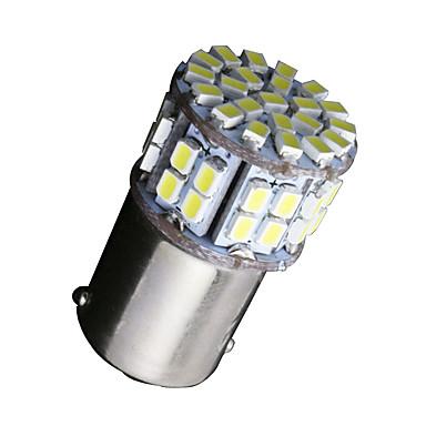 SO.K 10pcs 1156 Αυτοκίνητο Λάμπες 3W SMD 3528 / Epistar 300lm 27 LED Οπίσθιο φώς For Universal